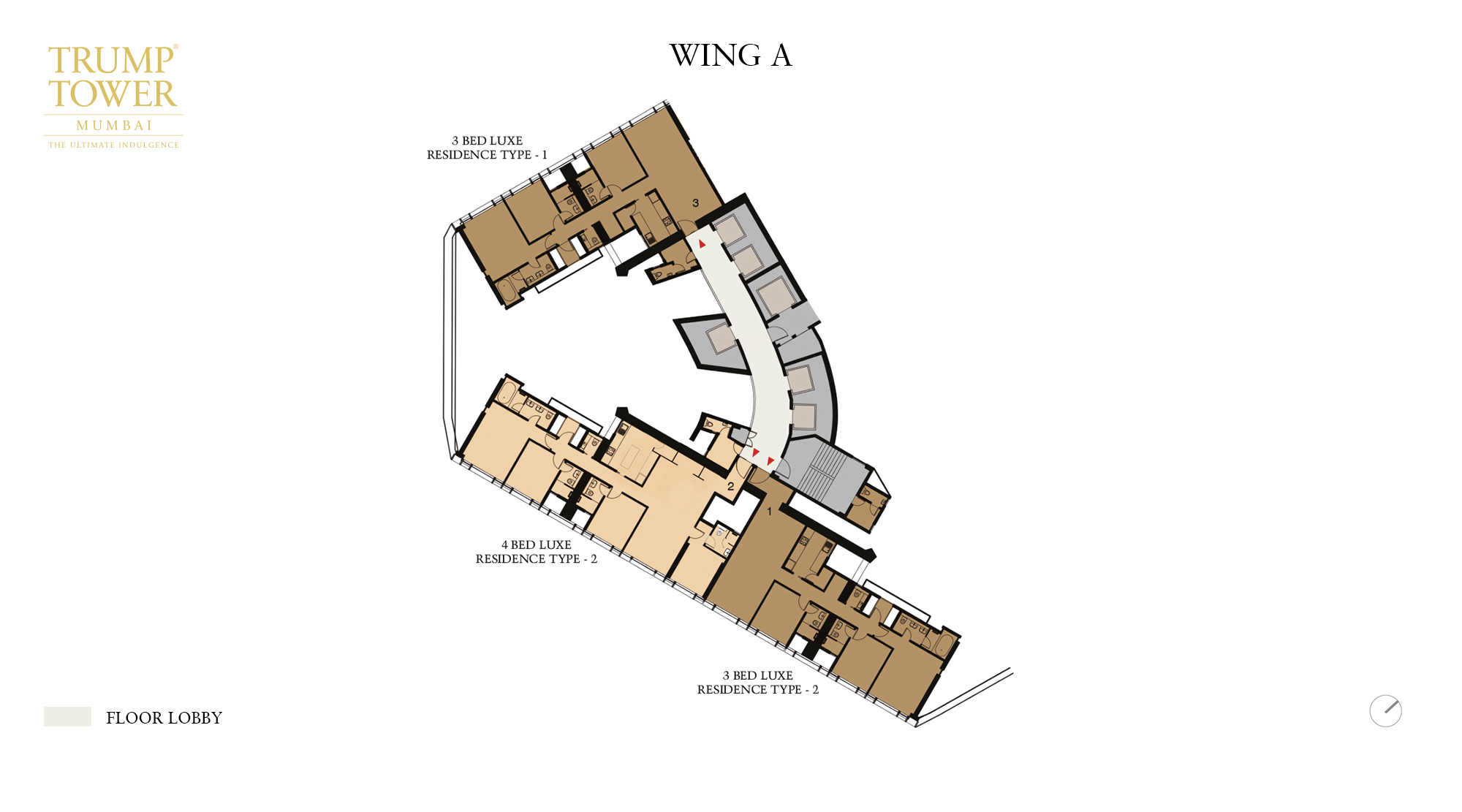 Trump Tower - A Wing