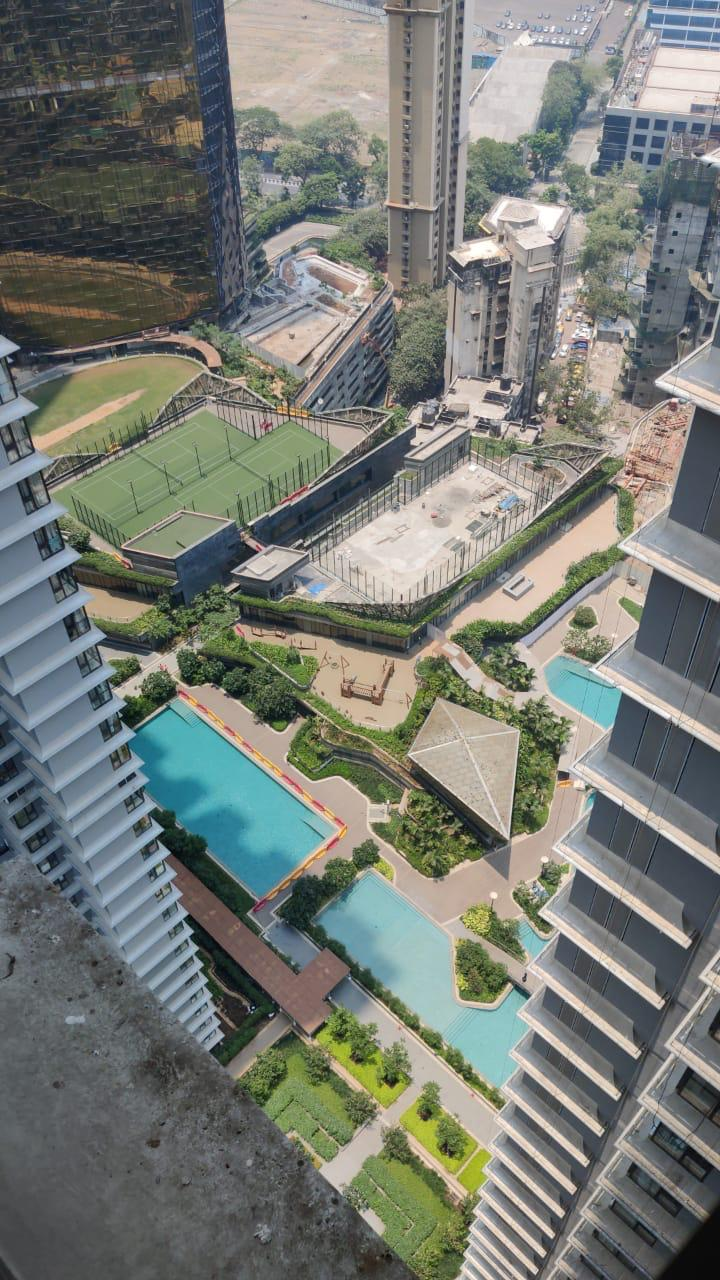 3 Bhk for Rent in Lodha Parkside, Worli @ 1.30 Lac