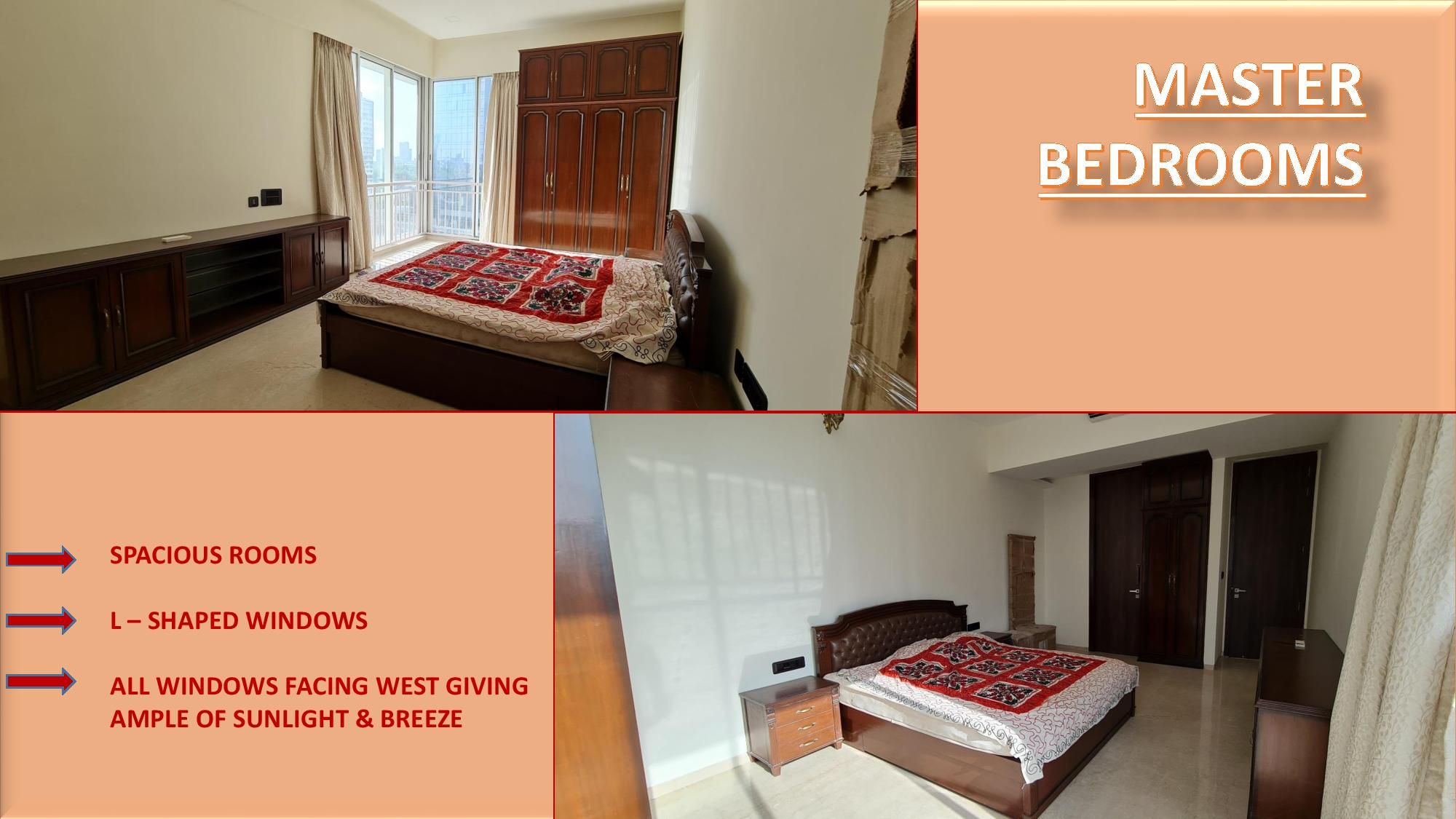 4 Bhk for Sale in Worli @ 13 Cr